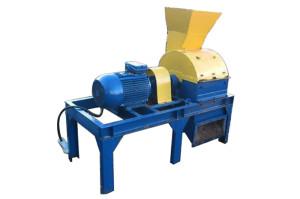 Дробилка молотковая для измельчения древесины ДМ-1500