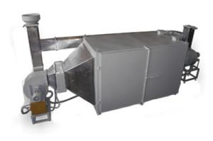 Сушильная камера для мяса, рыбы, морепродуктов (2)