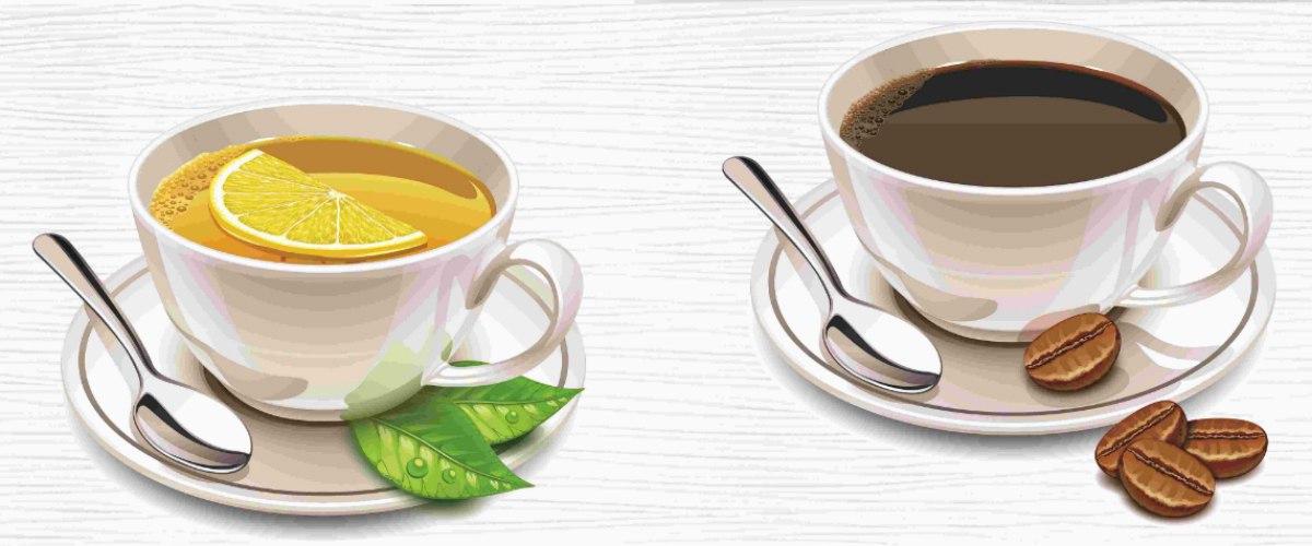 Горячий чай при повышенно