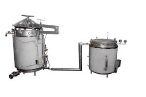 Автоклав паровой АКП-01 с парогенератором