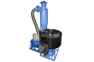 Охладитель — очиститель с приводной мешалкой ПО-400