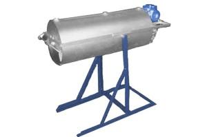 Печь для обжарки сыпучих электрическая