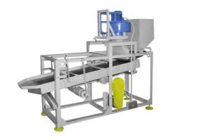 Виброкалиброватель сыпучих продуктов ВС-300