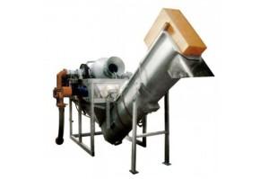 Аппарат для паротермической очистки корнеплодов от кожуры А9-ПО