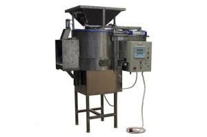 Машина очистительная с дозатором для очистки корнеплодов МО-1800-Д