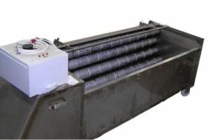 Машина для щеточно-абразивной очистки моркови МО-500-Щ