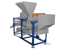 Установка для обрушивания семян подсолнечника У-150-ОС