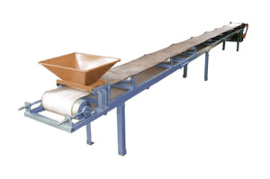 Вертикальный транспортер для сыпучих материалов