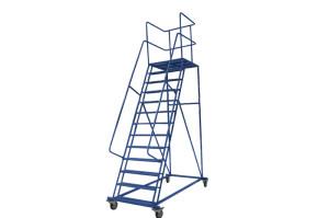 Лестница складская, металлическая, разборная от Производителя (1)