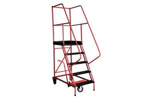 Лестница складская, металлическая, разборная от Производителя (2)
