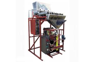 Механический фасовочный автомат с весовым дозатором АФ-45-В