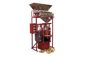 Пневматический фасовочный автомат с весовым дозатором АФ-35-В