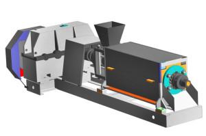 Пресс маслоотжимной шнековый ПМХ-500