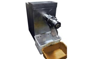 Пресс сепаратор механической обвалки мяса птицы ПСМ-500