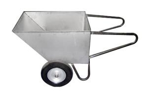 Тележка ковшовая рикша 200-250 литров