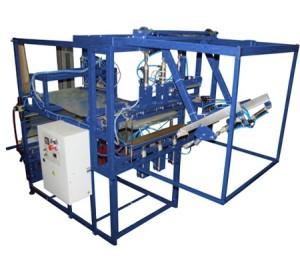 Автомат для изготовления вакуумных пакетов