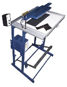 Оборудование для горячего тиснения по пластикам