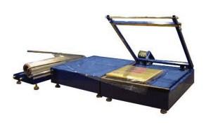 Настольный запайщик угловой для сварки полимерных пленок серии «ШОВ»
