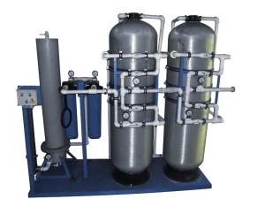 Установка для очистки (подготовки) воды