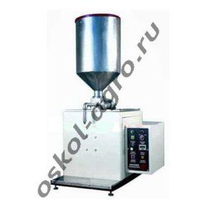 Поршневой дозатор ПД-С100 для фасовки жидких и пастообразных продуктов