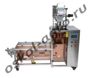 Фасовщик жидких / гелеобразных продуктов в фигурные пакеты ВФ-ЖП-50