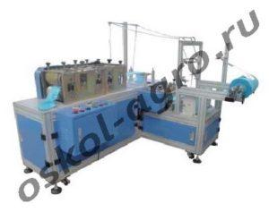 Автомат для производства бахил ИБ-31