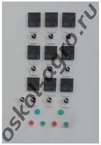 Контрольный шкаф для ферментации
