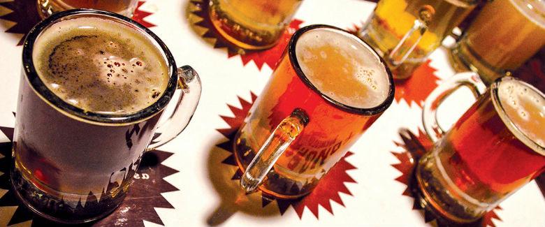 Спиртзаводы и пивоварни