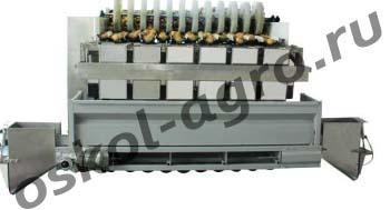Комбинационный весовой дозатор КВД-60