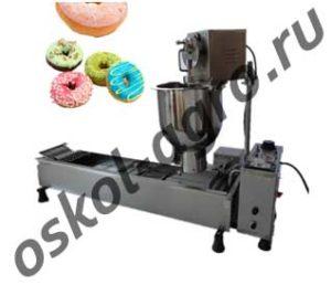 Машина для изготовления пончиков