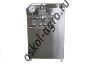 Машина для гомогенизации молока МГМ-1000