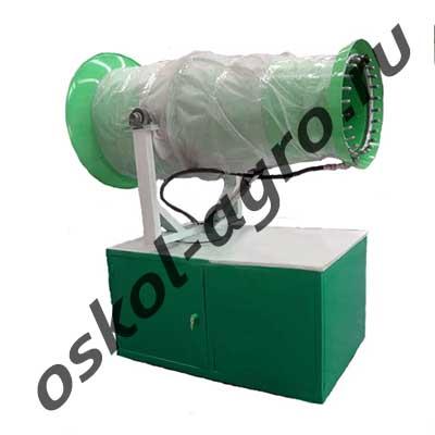 Пылеулавливающая машина (Распыление воды)