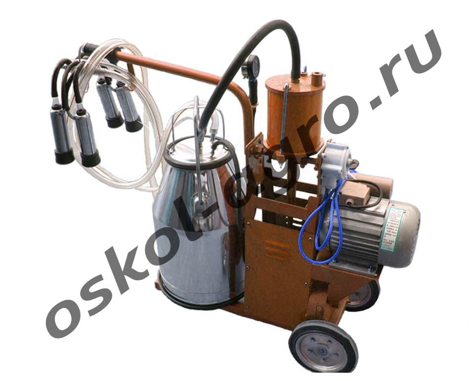 Переносный доильный аппарат ПД-15